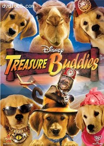 Treasure Buddies Cover