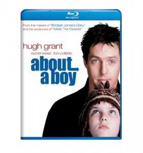 About a Boy [Blu-ray] Cover