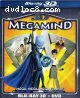 Megamind Blu-ray +DVD Combo