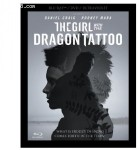 Cover Image for 'Girl with the Dragon Tattoo (Three-Disc Combo Blu-ray / DVD + UltraViolet Digital Copy), The'