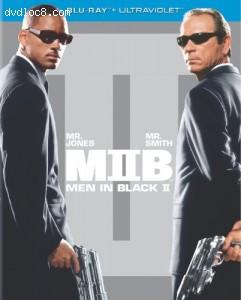 Cover Image for 'Men In Black II (+ UltraViolet Digital Copy)'