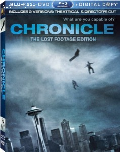 Chronicle (The Lost Footage Edition) [Blu-ray]