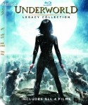 Cover Image for 'Underworld: The Legacy Collection [blu-ray]'