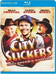 City Slickers (Collector's Edition) [Blu-ray] Cover