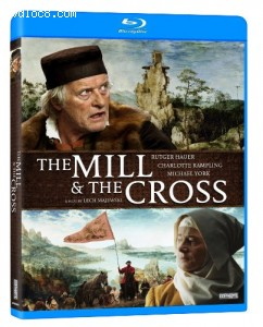 Mill & The Cross [Blu-ray], The Cover