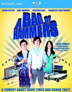 Cover Image for 'Bag of Hammers, A'
