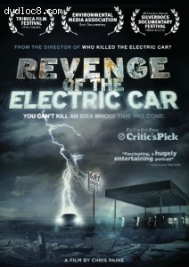 Revenge of the Electric Car Cover