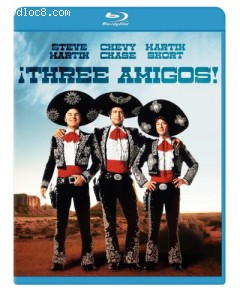 Cover Image for '¡Three Amigos!'