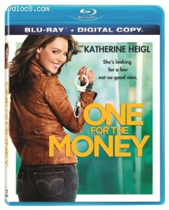Cover Image for 'One for the Money (Blu-ray + Digital Copy)'