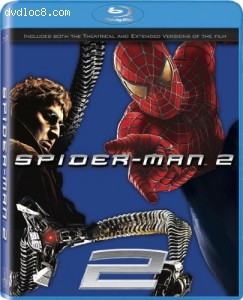 Spider-Man 2 [Blu-ray]
