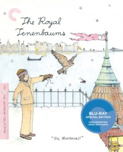 Royal Tenenbaums (Criterion Collection) [Blu-ray], The Cover
