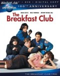 Cover Image for 'Breakfast Club, The [Blu-ray + DVD + Digital Copy] (Universal's 100th Anniversary)'
