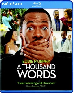 Thousand Words (+UltraViolet) [Blu-ray], A