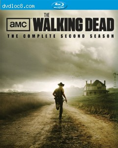 Walking Dead: The Complete Second Season [Blu-ray], The Cover