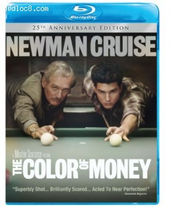 Color of Money, The [Blu-ray] Cover