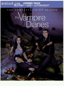 Vampire Diaries: The Complete Third Season [Blu-ray], The