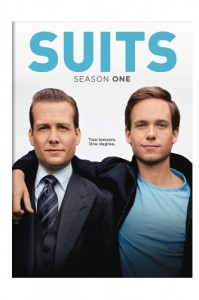 Suits: Season One Cover