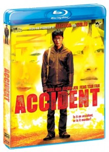 Accident [Blu-ray] Cover