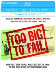 Cover Image for 'Too Big to Fail (Blu-ray/DVD Combo + Digital Copy)'