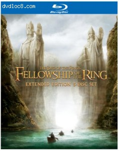 Lord of the Rings: Fellowship of the Ring - Extended Edition [Blu-ray]