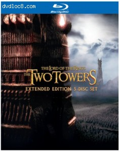 Lord of the Rings: The Two Towers - Extended Edition [Blu-ray]