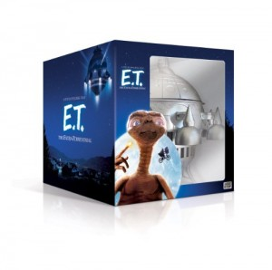 E.T. The Extra-Terrestrial Anniversary Edition - E.T. Spaceship w/ BD Combo Pack - Amazon US Exclusive [Blu-ray] Cover