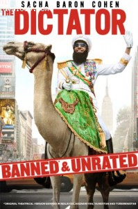Dictator - Unrated, The Cover