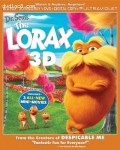 Cover Image for 'Dr. Seuss' The Lorax (Blu-ray 3D/Blu-ray/DVD Combo + Digital & UltraViolet Copies)'