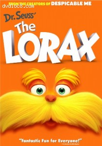 Dr. Seuss' The Lorax Cover