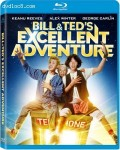 Cover Image for 'Bill & Ted's Excellent Adventure'
