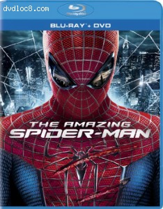 Amazing Spider-Man (Three-Disc Combo: Blu-ray / DVD + UltraViolet Digital Copy), The
