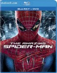 Cover Image for 'Amazing Spider-Man (Three-Disc Combo: Blu-ray / DVD + UltraViolet Digital Copy), The'