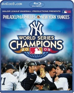 Cover Image for '2009 New York Yankees: The Official World Series Film'