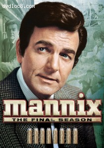 Mannix: The Final Season Cover