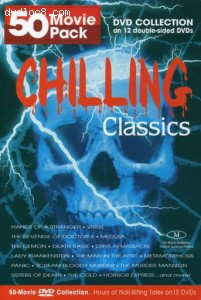 Chilling Classics 50 Movie Pack