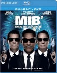 Cover Image for 'Men in Black 3 (Two Disc Combo: Blu-ray / DVD + UltraViolet Digital Copy)'