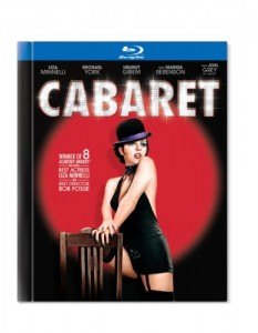 Cabaret [Blu-ray] Cover