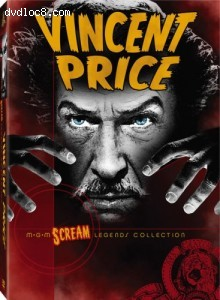 Twice Told Tales (Vincent Price: MGM Scream Legends Collection) Cover