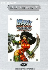 Heavy Metal 2000 (Superbit)