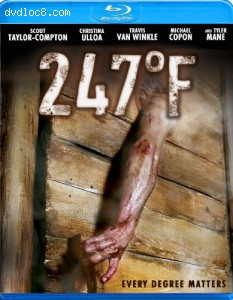 247 Degrees Fahrenheit Bd [Blu-ray] Cover