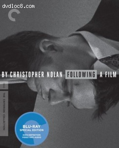 Following (Criterion Collection) [Blu-ray] Cover