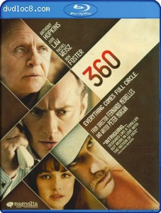 360 [Blu-ray] Cover