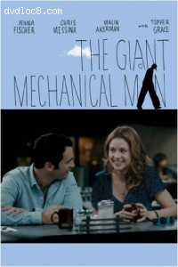 Giant Mechanical Man, The Cover