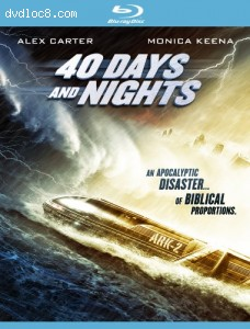 40 Days & Nights [Blu-ray] Cover