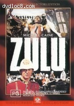 Zulu: Special Collector's Edition (Paramount) Cover