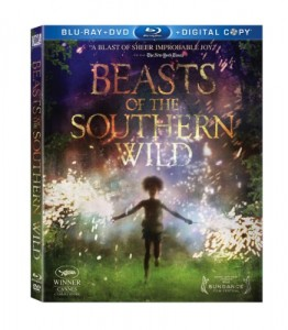 Beasts of the Southern Wild [Blu-ray] Cover