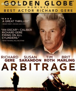 Cover Image for 'Arbitrage'