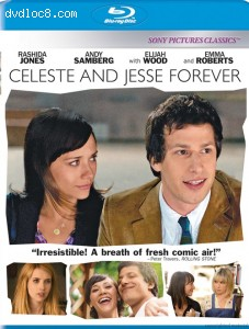 Celeste and Jesse Forever [Blu-ray] Cover