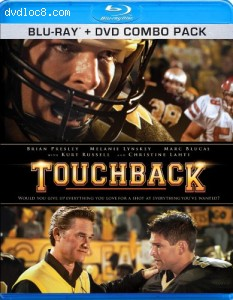 Touchback [Blu-ray] Cover