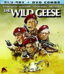 Cover Image for 'Wild Geese, The (Blu-ray DVD Combo)'